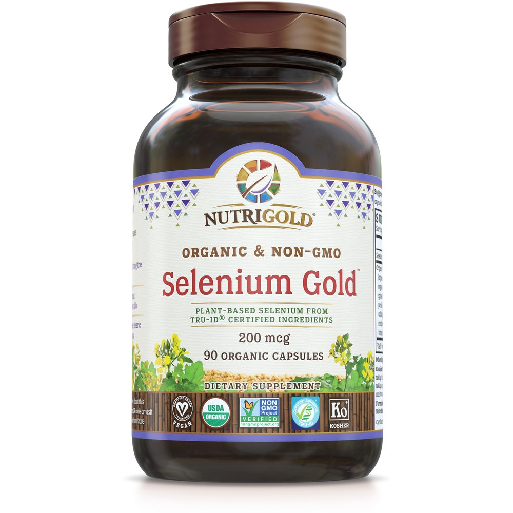 Selenium Gold by NutriGold
