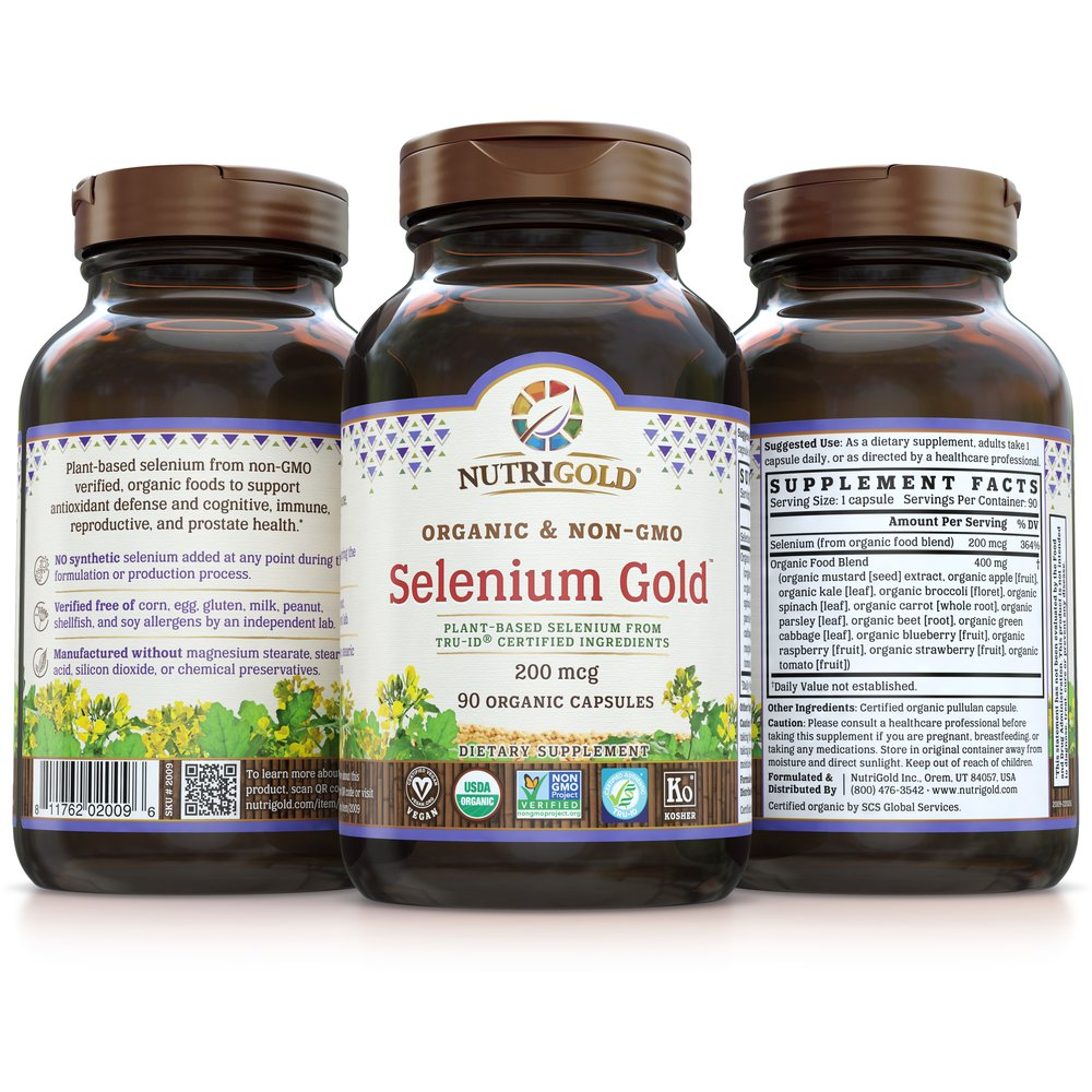 Selenium Gold by NutriGold®