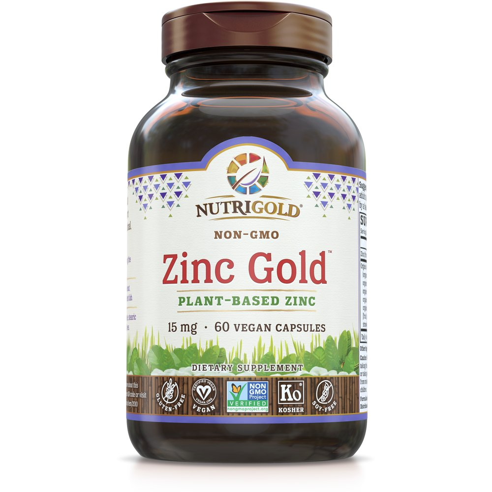 Zinc Gold by NutriGold
