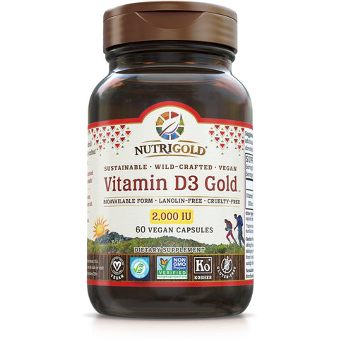 Vitamin D3 Gold 2000 IU