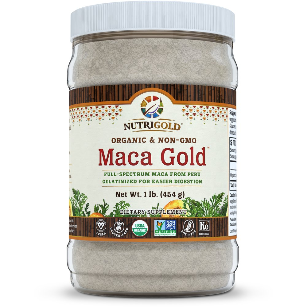 Maca Gold Ready-2-Mix by NutriGold®