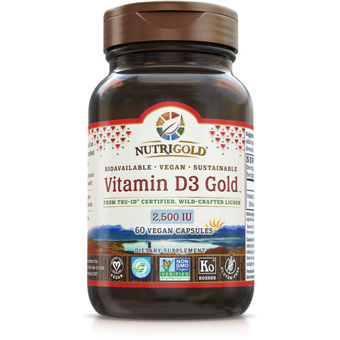 Vitamin D3 Gold 2500 IU