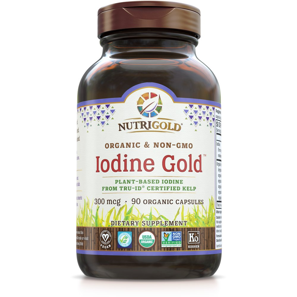 Iodine Gold by NutriGold