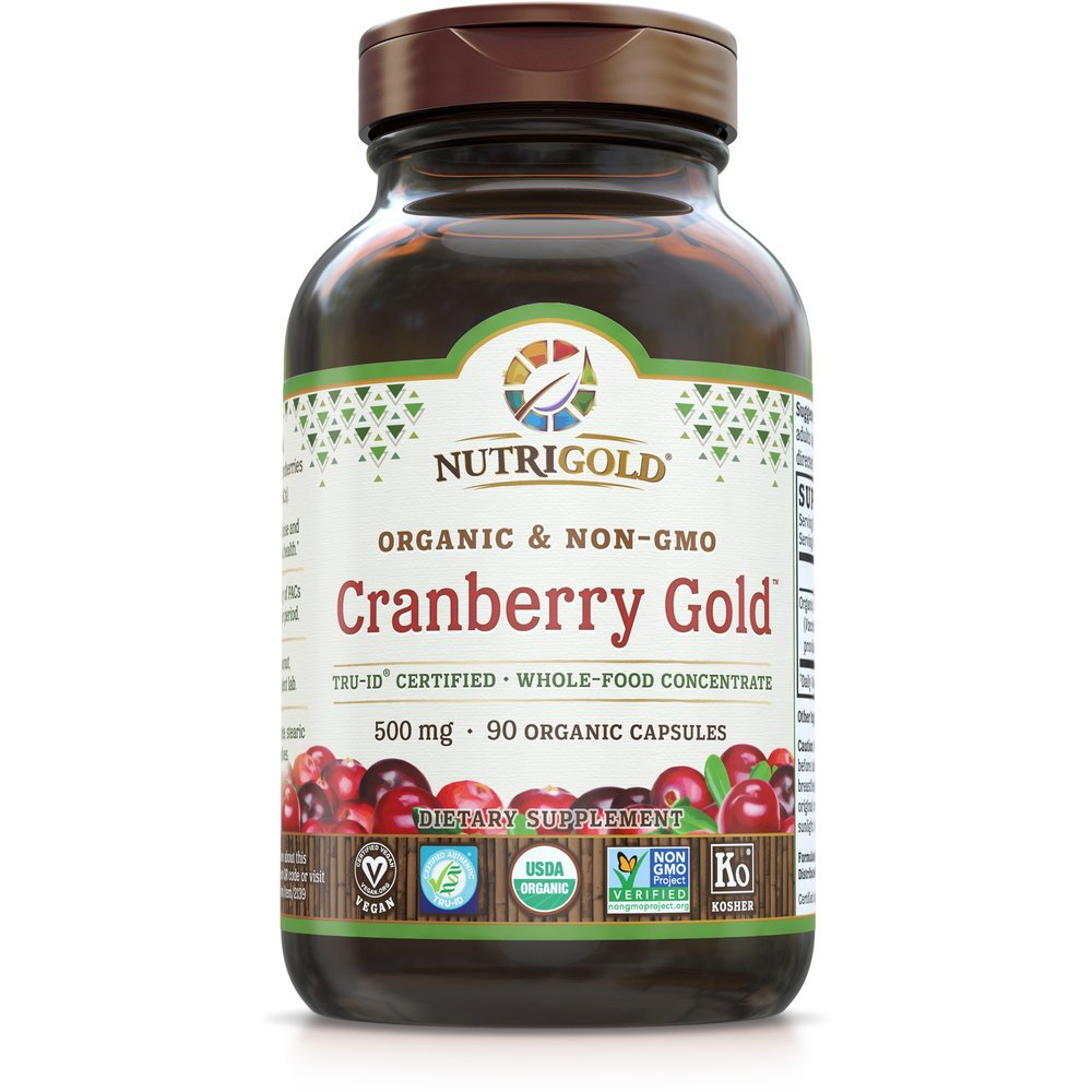 Cranberry Gold by NutriGold