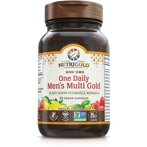 One Daily Men's Multi Gold