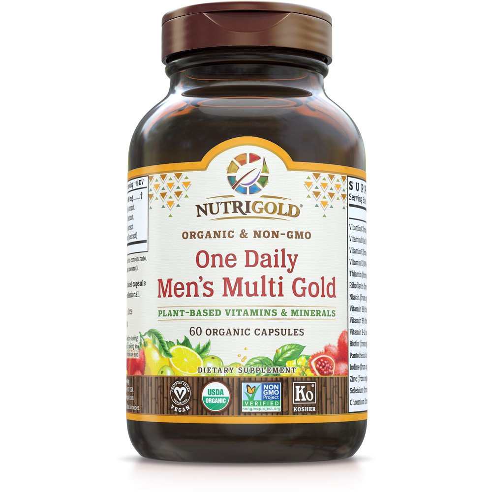 One Daily Men's Multi Gold by NutriGold®