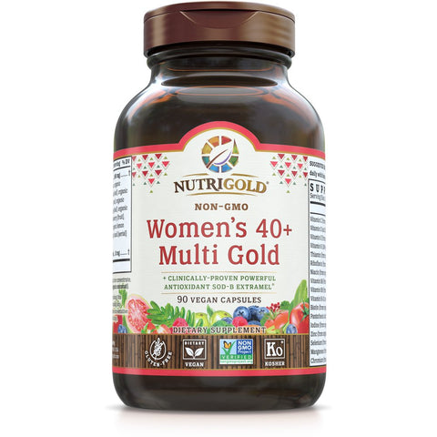 Women's 40+ Multi Gold