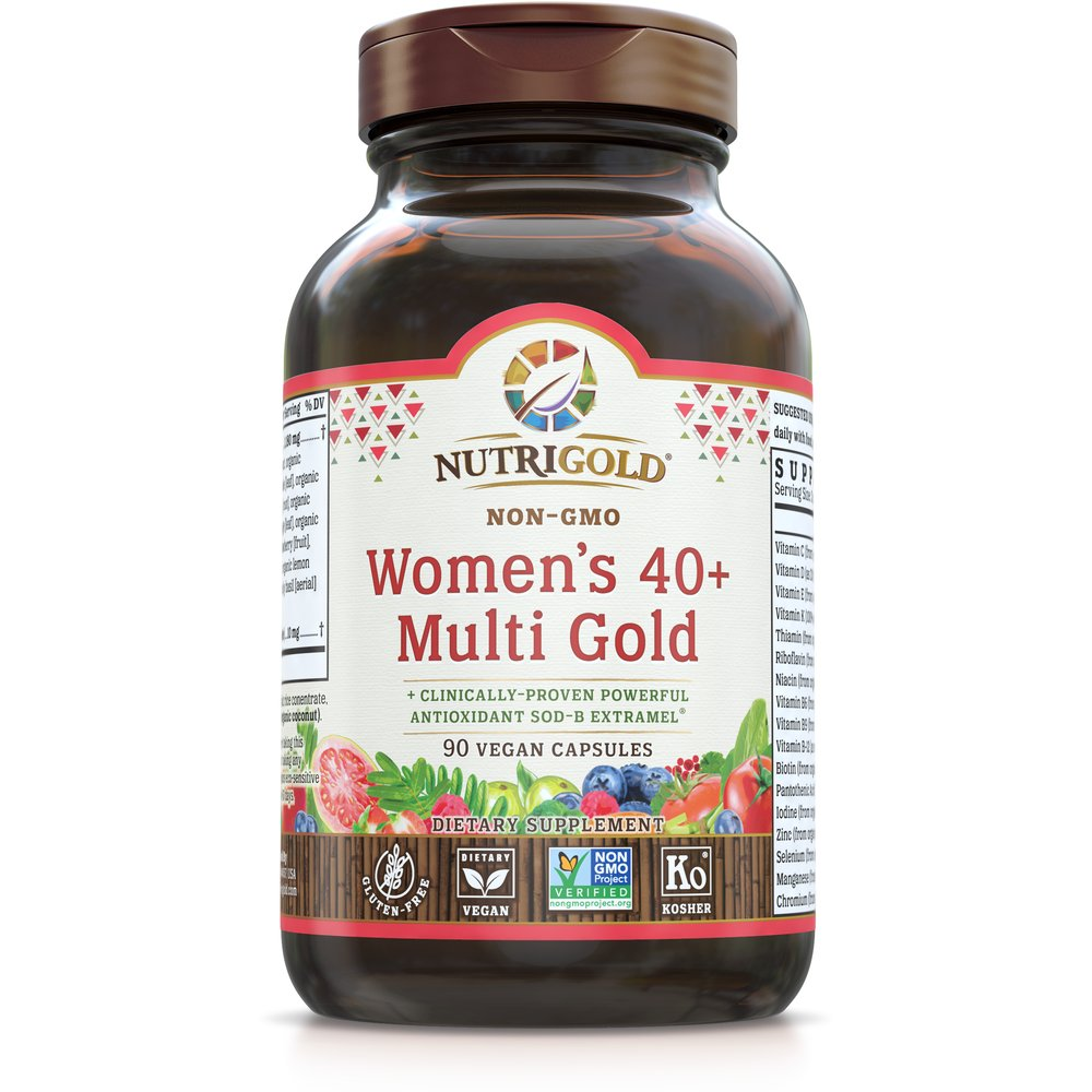 Women's 40+ Multi Gold by NutriGold
