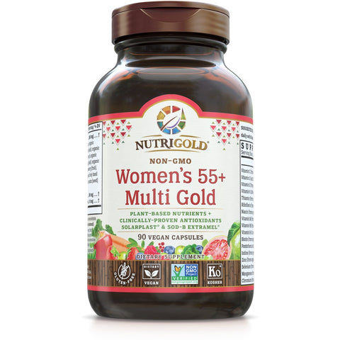 Women's 55+ Multi Gold