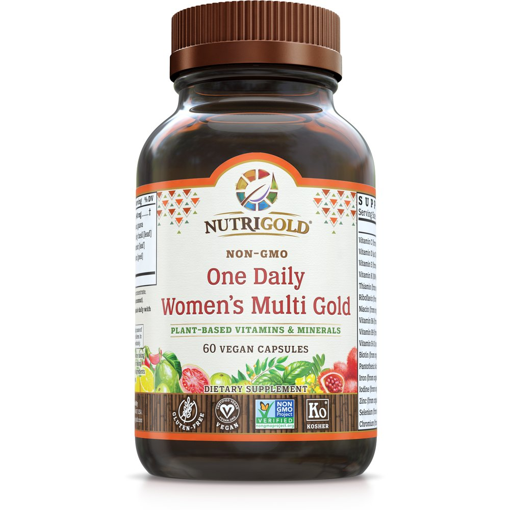 One Daily Women's Multi Gold by NutriGold®