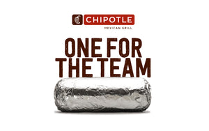 Chipotle Fundraiser - February 17th