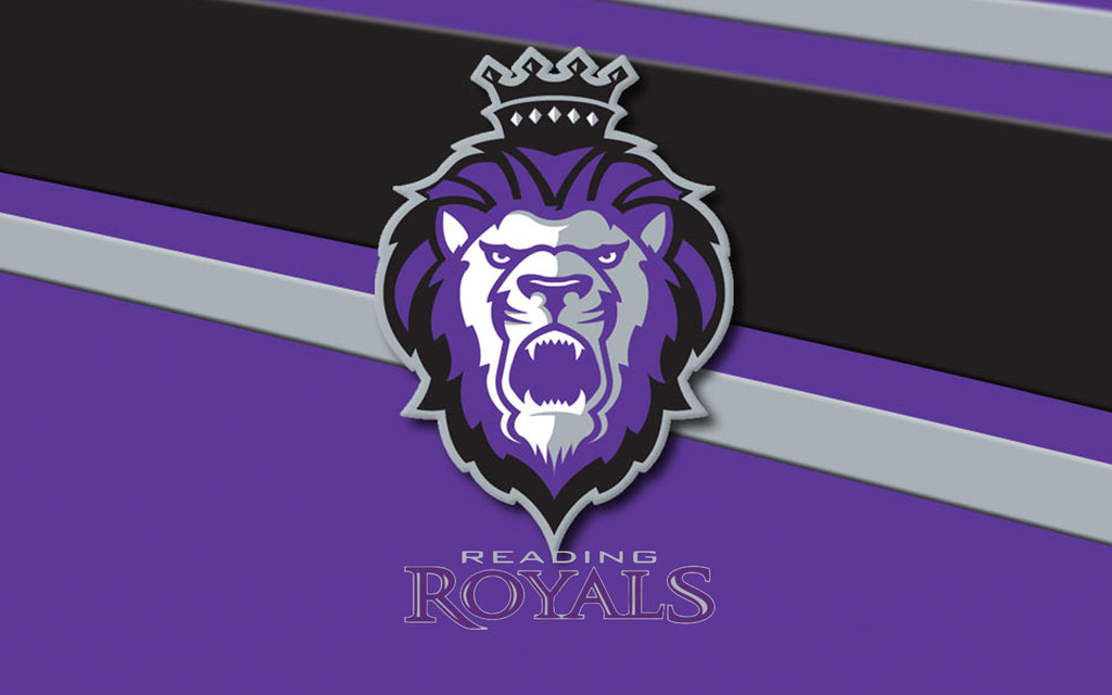 Anthony Myers with the Reading Royals - March 23rd