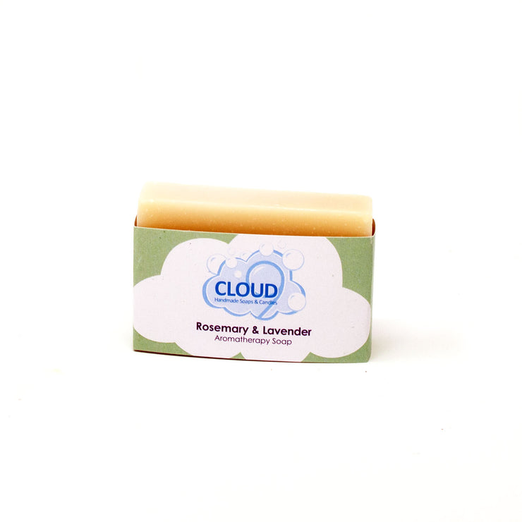 Cloud9 Aromatherapy Soap, Soap Tin in Gift Bag & Tag