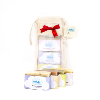 Cloud9 Aromatherapy Soap Selection Gift  Set