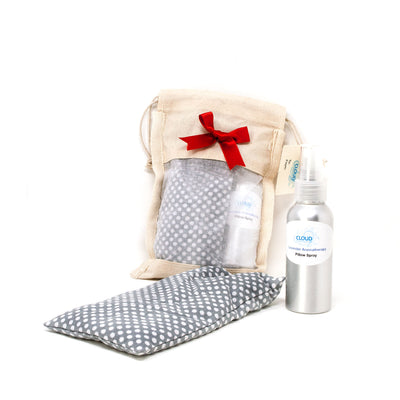 Cloud9 Wicklow Lavender Eye Pillow & Pillow Spray