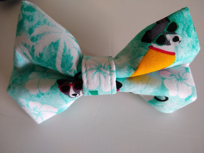 Surfer Dude Bow Tie