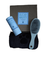 Eco Mutt Refresh Gift Box with Towel - Citronella, Lavender & Tea Tree