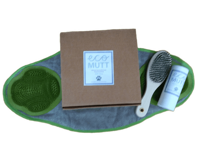 Eco Mutt Refresh Gift Box with Glove - Citronella, Lavender & Tea Tree