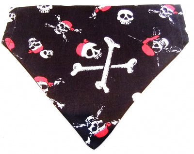 Pirates Dog Bandana