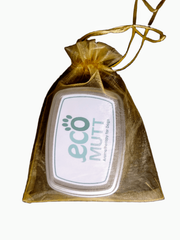 Dog SOAP Bar with SOAP TIN in Gift Bag - Unscented enriched with Shea Butter