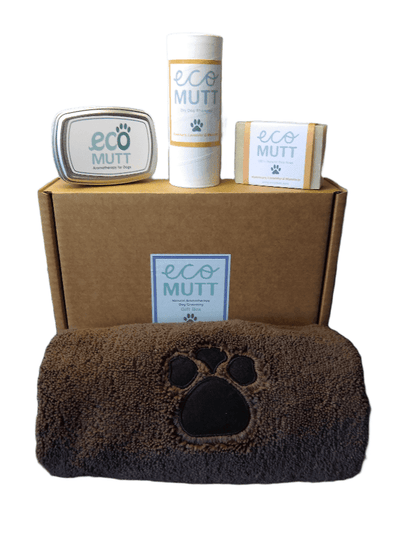 Eco Mutt Refresh Gift Box - Rosemary, Lavender & Mandarin