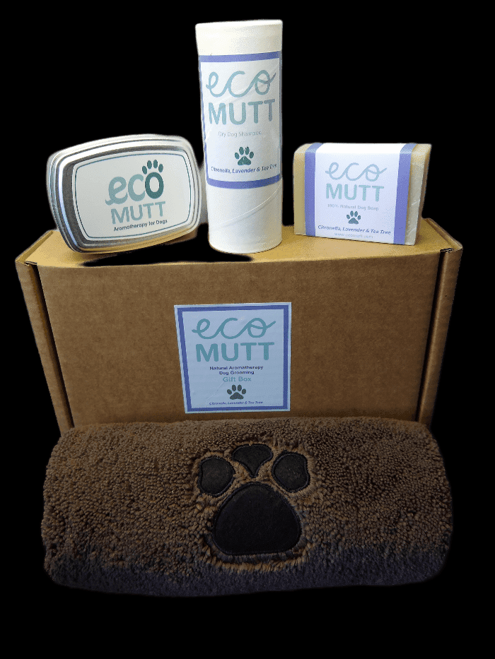 Eco Mutt Delux Gift Box - Unscented