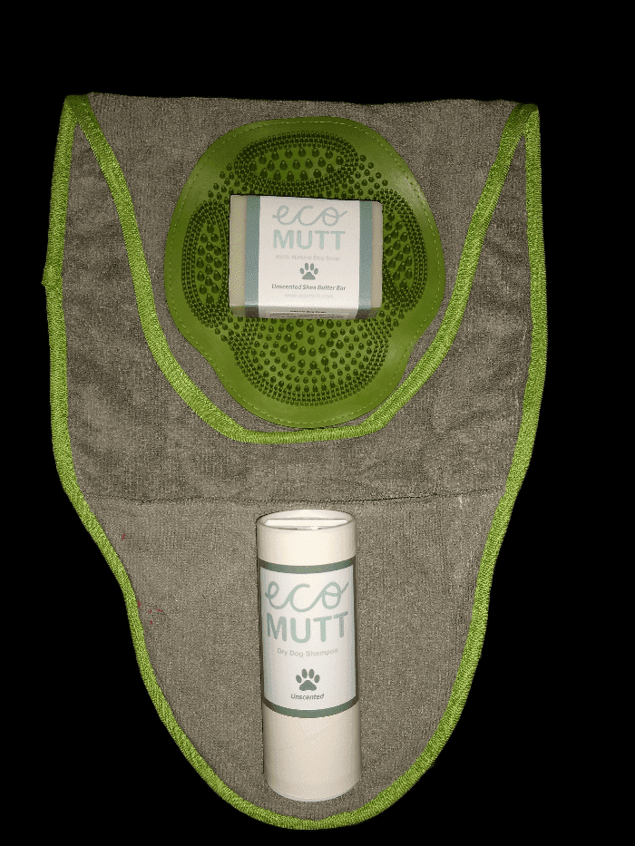 Eco Mutt Pamper Gift Box - Unscented