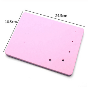 18.5*24.5cm Foam Pads for polymer clay flower making