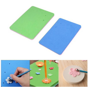 18.5*24.5cm Foam Pad for polymer clay flower making