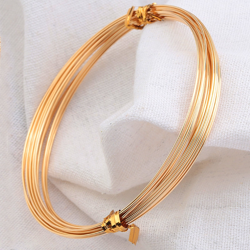 gold filled wire