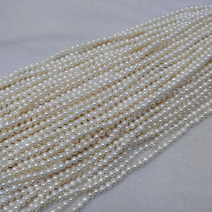 5-6/7-8cm 14.1inch Strand Natural Freshwater Pearl Beads (Purple/White/Pink)