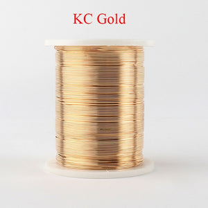 24/26/28 Gauge Jewelry Wires (17m/27m/50m)
