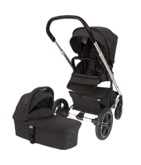 Nuna Mixx 2 Stroller & Bassinet - Suited