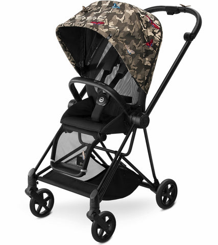 Cybex Mios Butterfly Collection With Matte Black Frame