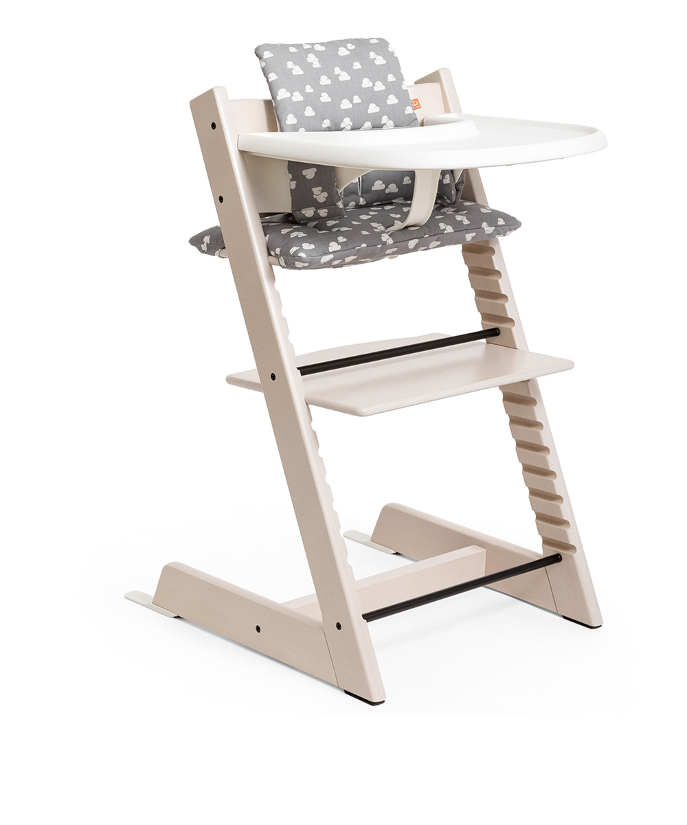 Stokke tripp trapp tray babybugboutique for Seggiolone stokke tripp trapp usato