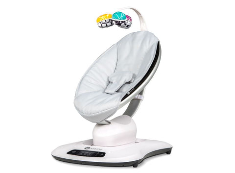 4 Moms Mamaroo 4 Infant Seat - Grey Classic