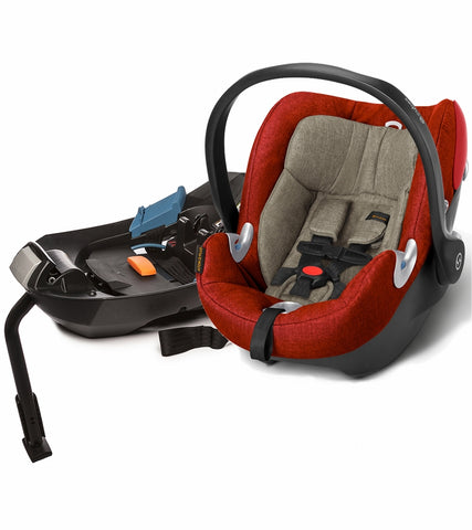 Cybex Aton Q Plus - Autumn Gold Denim