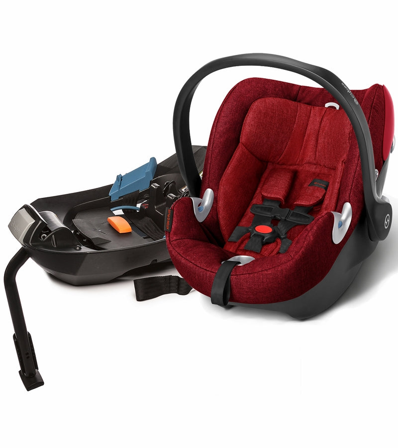 Cybex Aton Q Plus - Hot & Spicy
