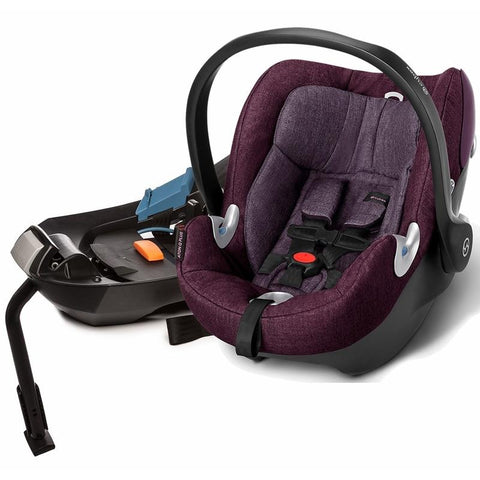 Cybex Aton Q Plus - Grape Juice