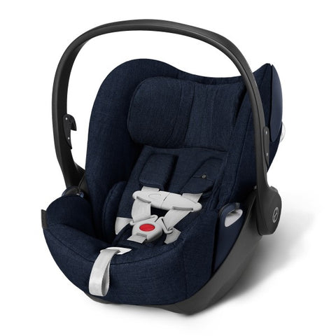 Cybex Cloud Q Plus - Midnight Blue