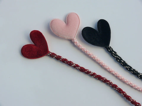 Knots NY Sweetheart Pacifier Clip