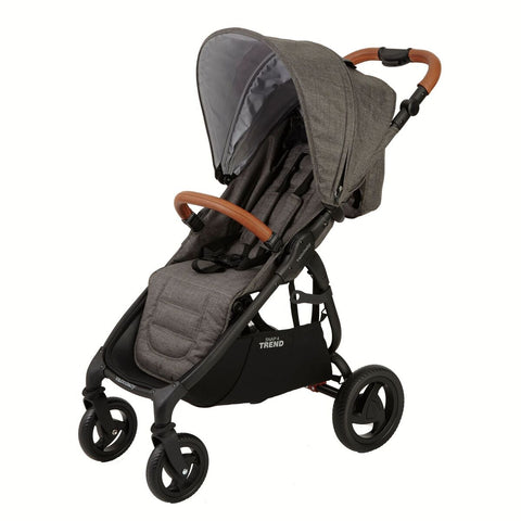 New Valco Baby Snap 4 Trend - Charcoal - Babybug Exclusive