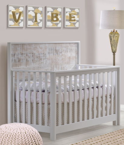 Nest Vibe Crib   -                             Allow 8-12 Weeks For Delivery