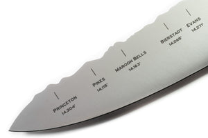 Chef's Knife - Colorado 14ers Edition