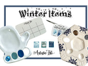 Winter items