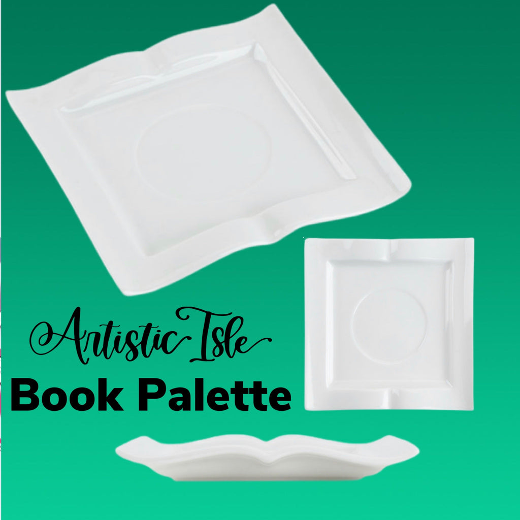 Porcelain Book Palette