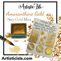 Shine, Amaranthine Gold, metallic, color shift