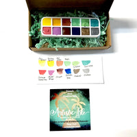 Travel Paint Set of 12