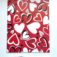 Heart Sketchbook, sketchbook