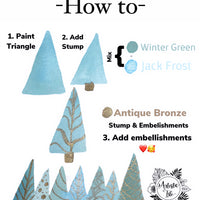 Winter Trees How to